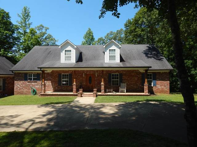 229 Cr 204, ABBEVILLE, MS 38601 (MLS #145817) :: Oxford Property Group