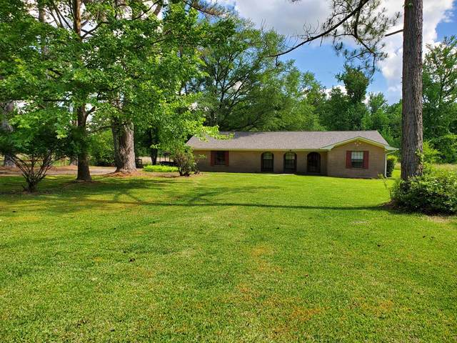 15 Cr 408, Calhoun City, MS 38916 (MLS #145818) :: John Welty Realty