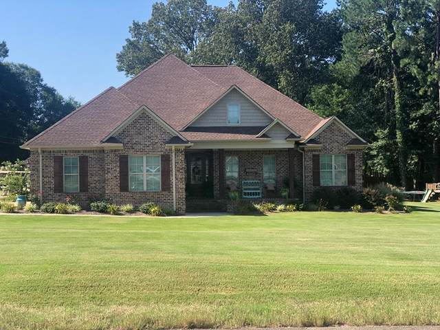 800 Hwy 30 West, NEW ALBANY, MS 38652 (MLS #145862) :: John Welty Realty