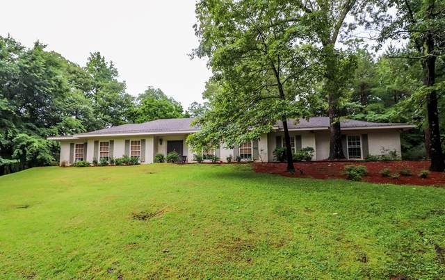 2598 Harris Drive, OXFORD, MS 38655 (MLS #145868) :: John Welty Realty