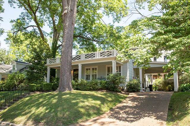 1013 South 11th St, OXFORD, MS 38655 (MLS #145962) :: John Welty Realty