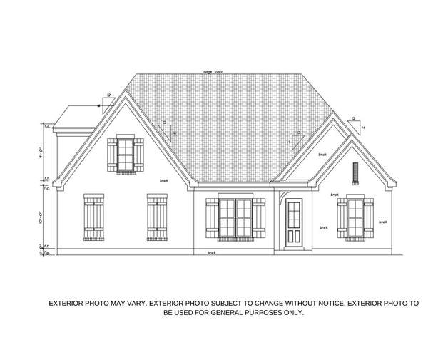 628 Centerpointe Cove, OXFORD, MS 38655 (MLS #145982) :: Oxford Property Group