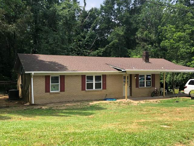 25 Cr 446, OXFORD, MS 38655 (MLS #146054) :: Oxford Property Group