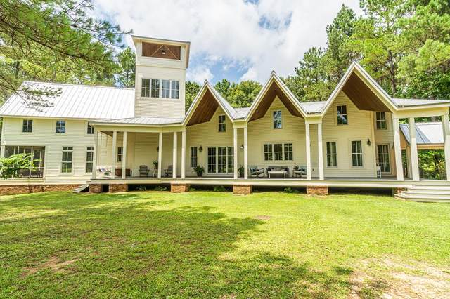 145 Cr 202 (Bay Springs Rd), OXFORD, MS 38655 (MLS #146069) :: John Welty Realty