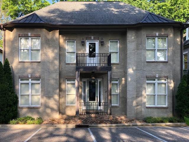 1000 University Avenue, Unit 4, OXFORD, MS 38655 (MLS #146094) :: Oxford Property Group