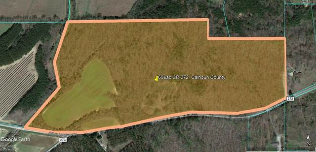 60ac Cr 272, WATER VALLEY, MS 38965 (MLS #146147) :: Oxford Property Group