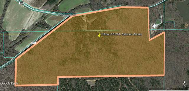 119ac Cr 272, WATER VALLEY, MS 38965 (MLS #146148) :: Oxford Property Group