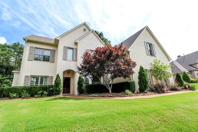 1081 Augusta Drive, OXFORD, MS 38655 (MLS #146152) :: Oxford Property Group