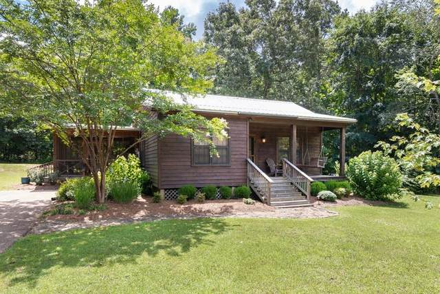 447 Cr 202, OXFORD, MS 38655 (MLS #146155) :: Oxford Property Group