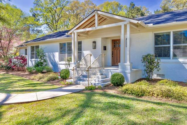 211 Longest Road, OXFORD, MS 38655 (MLS #146200) :: Oxford Property Group