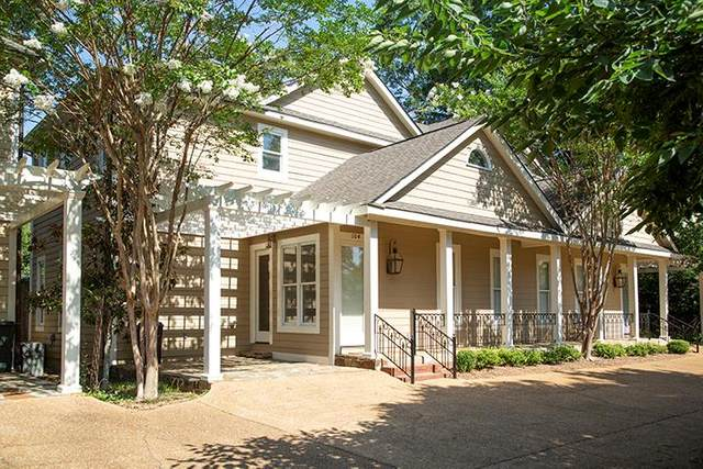 Unit #4 1515 Jefferson Avenue, OXFORD, MS 38655 (MLS #146229) :: John Welty Realty