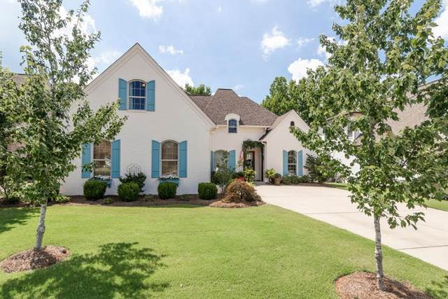 304 Windsor Drive North, OXFORD, MS 38655 (MLS #146254) :: Oxford Property Group