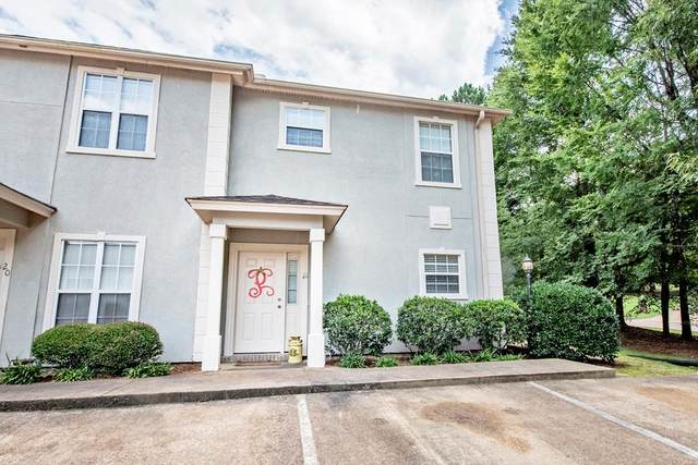 21 Harris Drive, OXFORD, MS 38655 (MLS #146256) :: Oxford Property Group