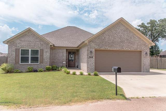 54 Cr 418, OXFORD, MS 38655 (MLS #146261) :: John Welty Realty