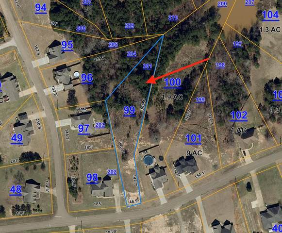 326 Lakes Drive South, OXFORD, MS 38655 (MLS #146305) :: Oxford Property Group