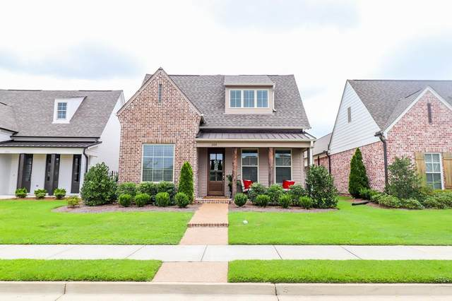 203 Thistle Lane, OXFORD, MS 38655 (MLS #146338) :: John Welty Realty