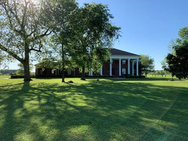 10538 Ms - 15, PONTOTOC, MS 38863 (MLS #146347) :: John Welty Realty