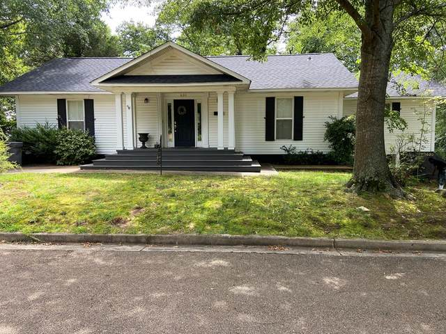 601/603 South 14th Street, OXFORD, MS 38655 (MLS #146350) :: John Welty Realty
