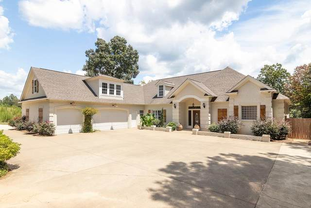 30 Cr 277, OXFORD, MS 38655 (MLS #146354) :: John Welty Realty