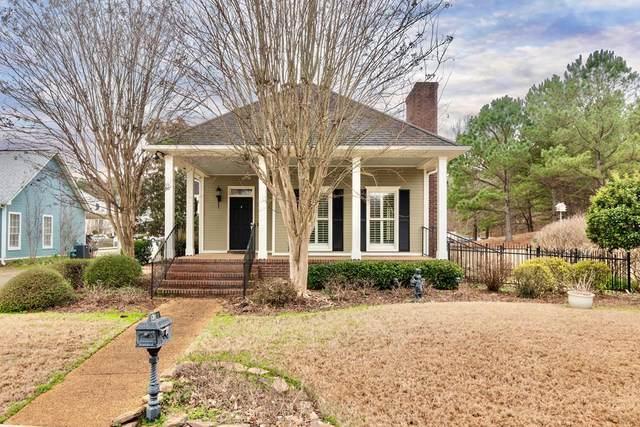 611 Piedmont Drive, OXFORD, MS 38655 (MLS #146373) :: John Welty Realty