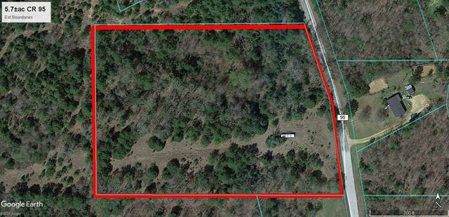 5.7ac Cr 95, WATER VALLEY, MS 38965 (MLS #146383) :: John Welty Realty