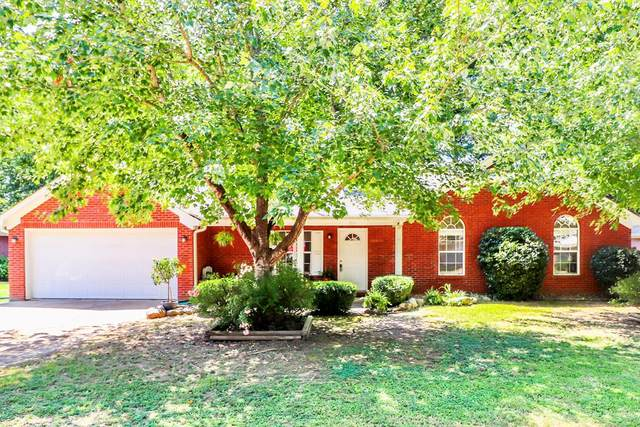 513 Bowie Drive, OXFORD, MS 38655 (MLS #146389) :: John Welty Realty