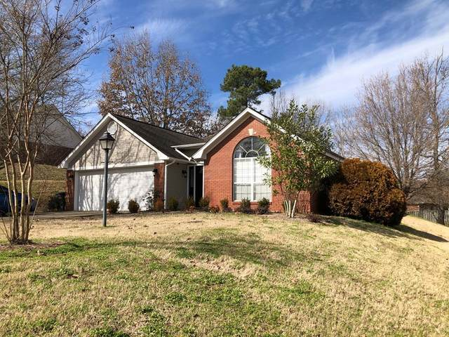 204 Tanner Dr, OXFORD, MS 38655 (MLS #146392) :: John Welty Realty