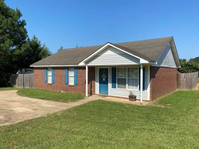 607 Shiloh Drive, OXFORD, MS 38655 (MLS #146400) :: John Welty Realty