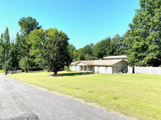 141 Moore Drive, Calhoun City, MS 38916 (MLS #146406) :: John Welty Realty