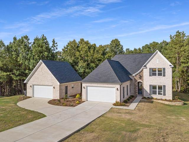 152 Lakes Drive South, OXFORD, MS 38655 (MLS #146458) :: Oxford Property Group