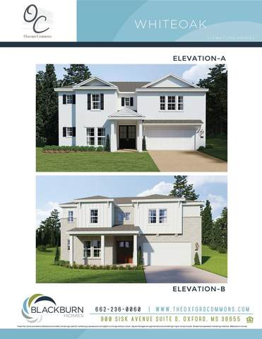 0 Hedges Cove, OXFORD, MS 38655 (MLS #146486) :: Oxford Property Group