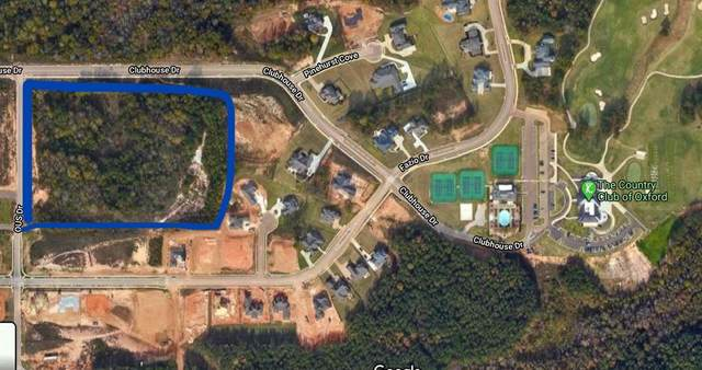 TBD Clubhouse Drive, OXFORD, MS 38655 (MLS #146499) :: Nix-Tann and Associates