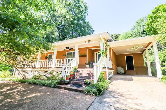 1109 Grant Circle, OXFORD, MS 38655 (MLS #146502) :: Oxford Property Group