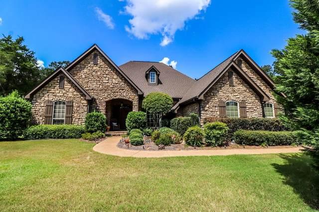 905 Cumberland Ridge Road, OXFORD, MS 38655 (MLS #146540) :: Oxford Property Group