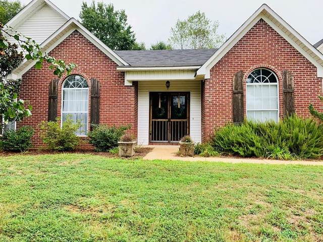 33 Cr 224, OXFORD, MS 38655 (MLS #146547) :: Oxford Property Group