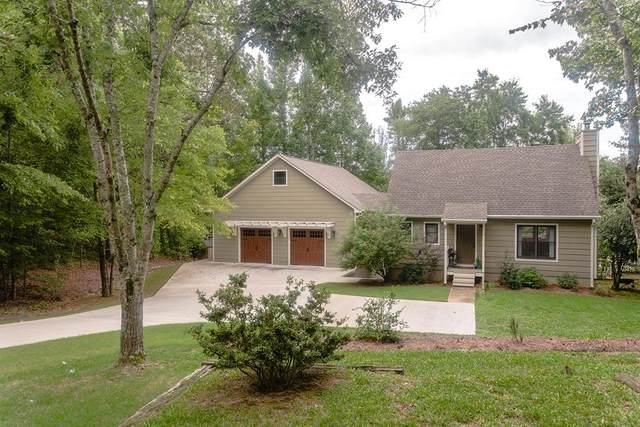 411 Timber Ln., OXFORD, MS 38655 (MLS #146568) :: Oxford Property Group