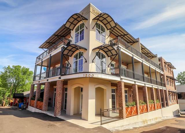 1200 Harrison Ave #202, OXFORD, MS 38655 (MLS #146610) :: Oxford Property Group