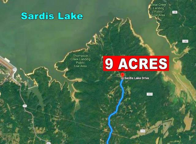 XX Sardis Lake Drive, BATESVILLE, MS 38606 (MLS #146645) :: Oxford Property Group
