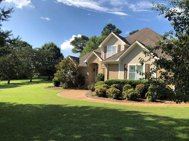 743 Shady Oaks Circle, OXFORD, MS 38655 (MLS #146648) :: Cannon Cleary McGraw