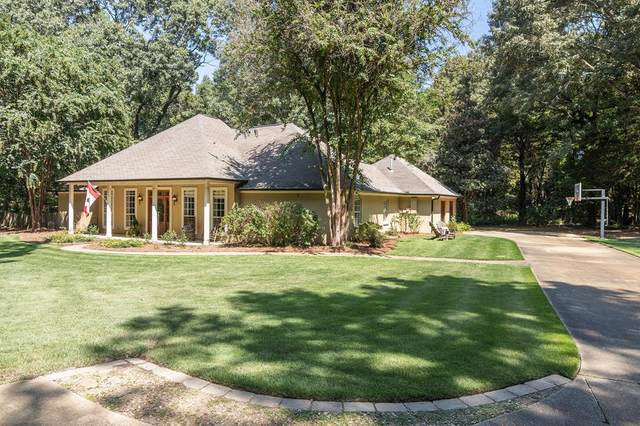 605 Woodland Hills Drive, OXFORD, MS 38655 (MLS #146650) :: Oxford Property Group