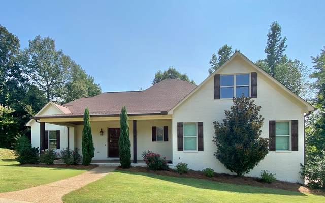 607 Tuscan Valley Drive, OXFORD, MS 38655 (MLS #146663) :: Oxford Property Group