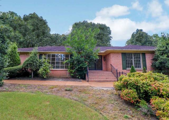 232 St. Andrews, OXFORD, MS 38655 (MLS #146667) :: John Welty Realty