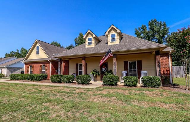 217 Taylor Dr, TAYLOR, MS 38673 (MLS #146669) :: Oxford Property Group