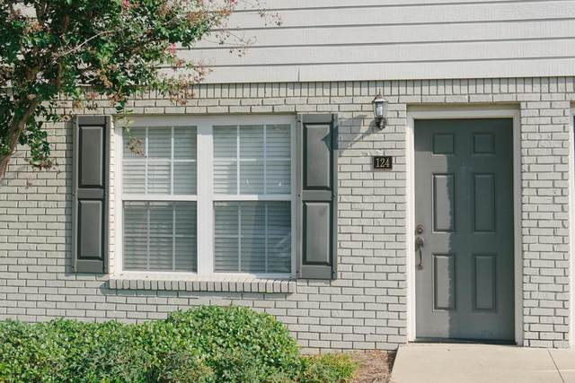 #124 1802 Jackson Ave. W, OXFORD, MS 38655 (MLS #146672) :: Cannon Cleary McGraw