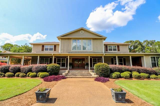 123 Cr 181, OXFORD, MS 38655 (MLS #146677) :: John Welty Realty