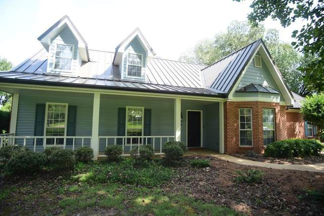 124 Hillside Drive, OXFORD, MS 38655 (MLS #146690) :: Oxford Property Group