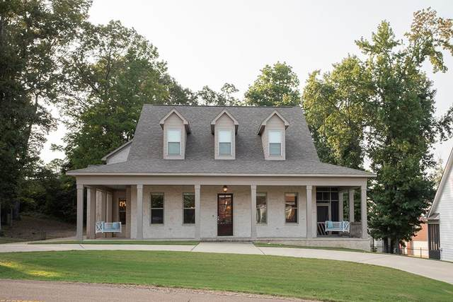 540 Bickerstaff Lane, OXFORD, MS 38655 (MLS #146701) :: Oxford Property Group