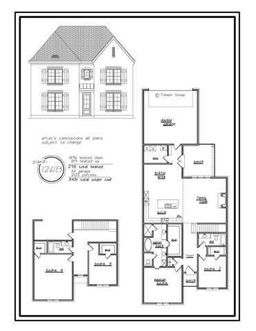 121 Glen Alden, OXFORD, MS 38655 (MLS #146729) :: Oxford Property Group