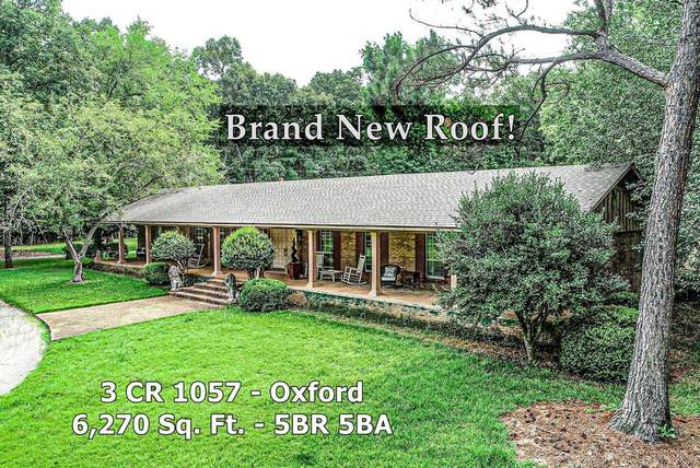3 Cr 1057, OXFORD, MS 38655 (MLS #146736) :: Oxford Property Group