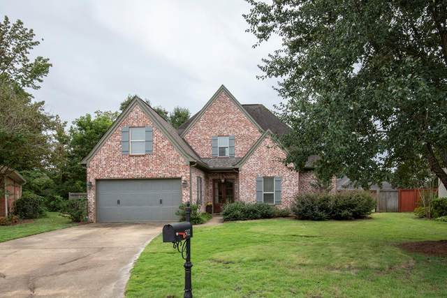 502 Tynings End, OXFORD, MS 38655 (MLS #146765) :: Oxford Property Group